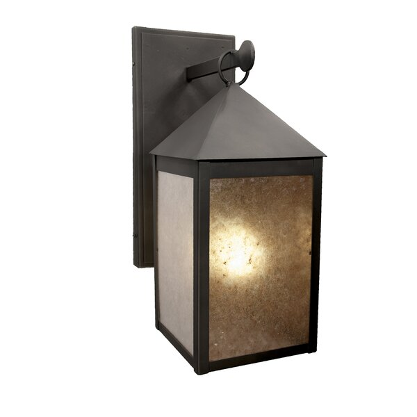 Cheri Outdoor Wall Lantern by Canora Grey