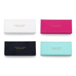 Find Emboss Vegan Jewelry Box ByEbern Designs