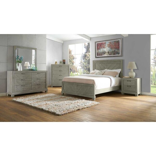 Vachel Panel Configurable Bedroom Set by Gracie Oaks