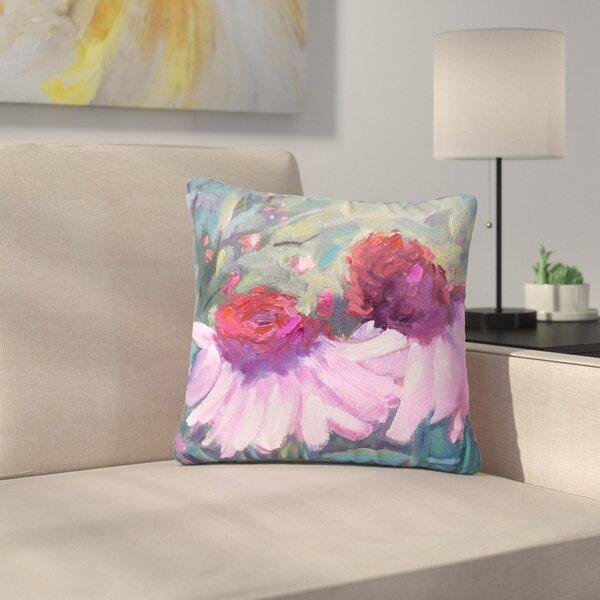 Carol Schiff Woodland Fantasy Outdoor Throw Pillow by East Urban Home