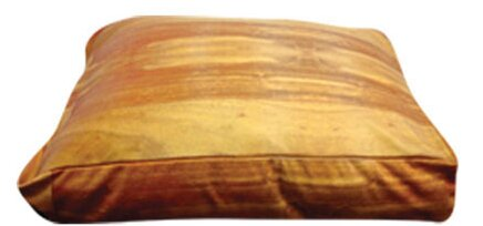 Rectangle Wood Flooring Dog Pillow by Dogzzzz