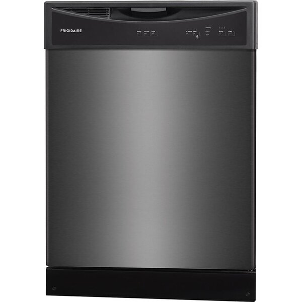 24 60 dBA Built-In Dishwasher by Frigidaire