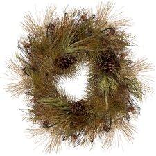 "22"" Pine Wreath"