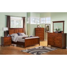 9 Drawer Dresser with Mirror by Darby Home Co