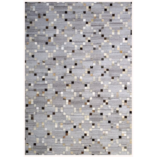 Hand-Woven  Gray / Charcoal Area Rug by Eastern Weavers