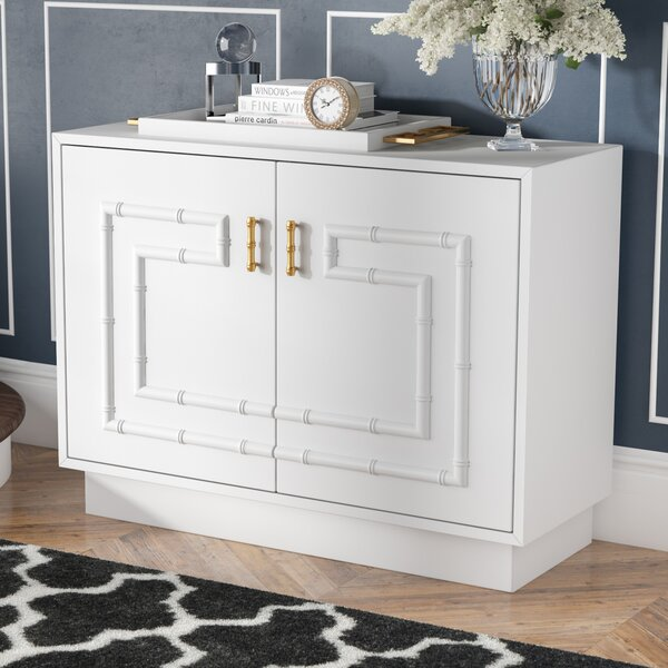 Alcor 2 Door Accent Cabinet by Mercer41