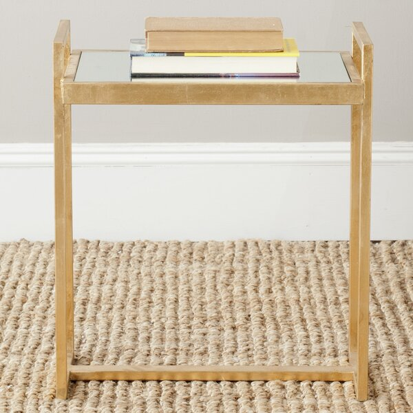 Creasy End Table by Mercer41 Mercer41