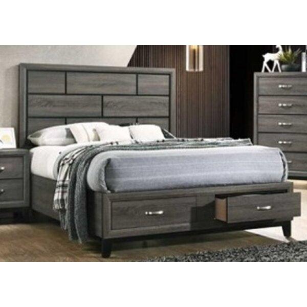 Lauria Storage Platform Bed by Ivy Bronx
