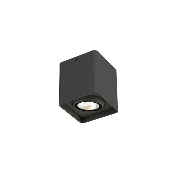 Outdoor Surface Mount 1 Light LED Deck Light by Eurofase