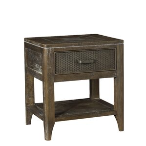 Pyrenees Corvelle End Table by French Heritage