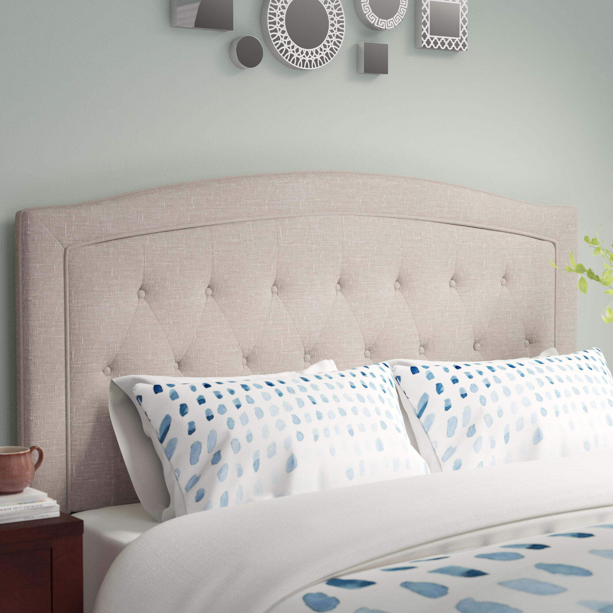 watch upholstery alo buttonless headboard youtube tufted upholstered diy