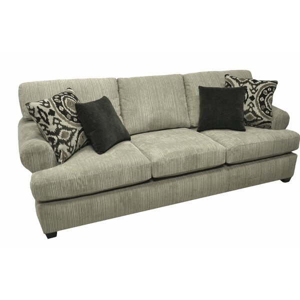Internet Purchase Fitzroy Platinum Sofa by Winston Porter by Winston Porter