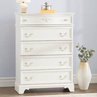 Reviews Maia 5 Drawer Chest ByViv + Rae