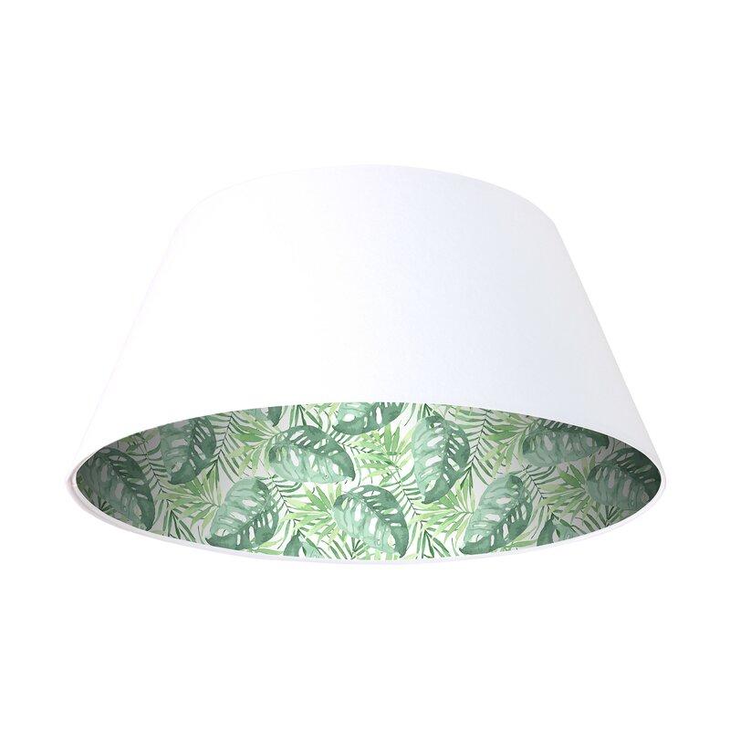 Bay Isle Home Parnell 1-Light Cone Pendant