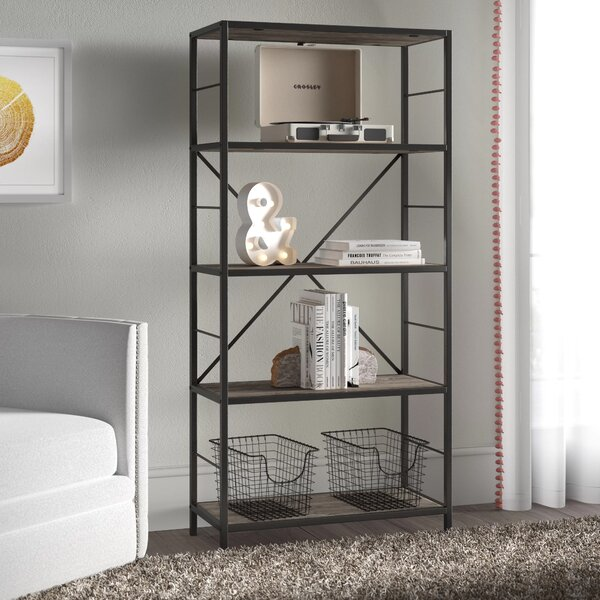Macon Etagere Bookcase By Greyleigh
