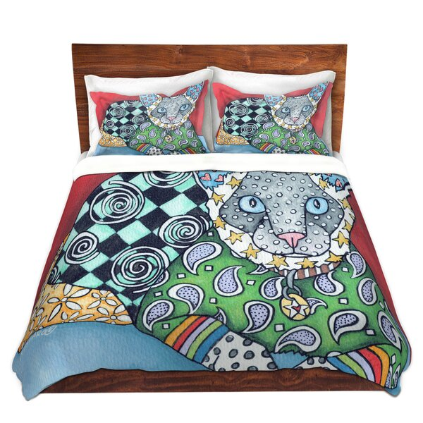 Siamese Cat Duvet Cover Set
