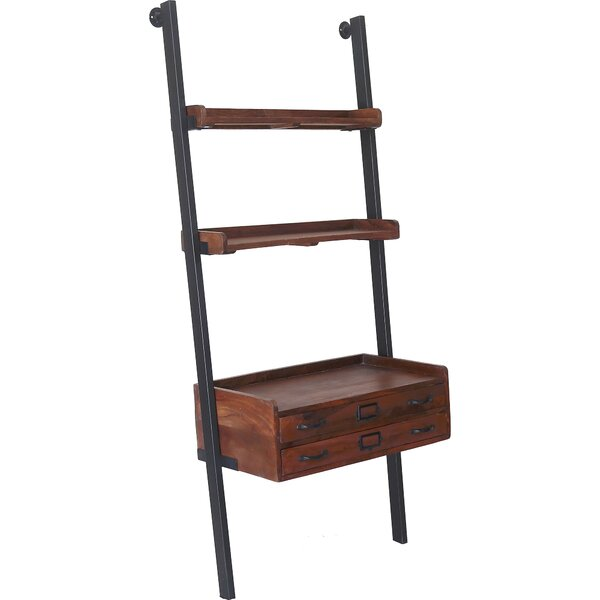 Brogan Ladder Bookcase by 17 Stories