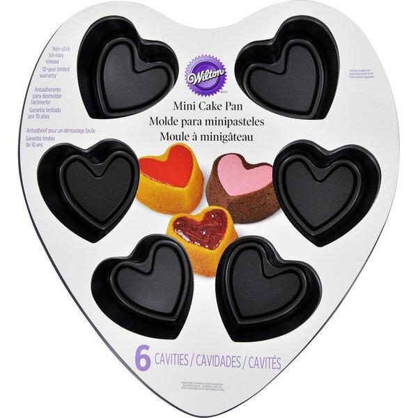 Non-Stick Heart Cake Pan by Wilton