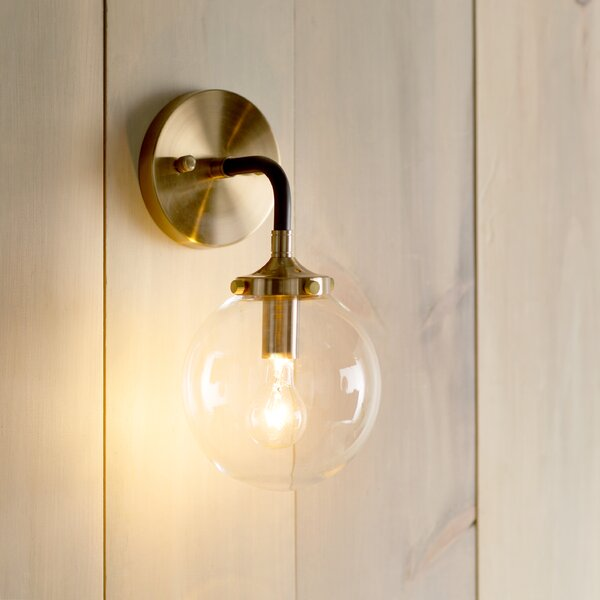 Christo 1-Light Wall Sconce by Langley Street