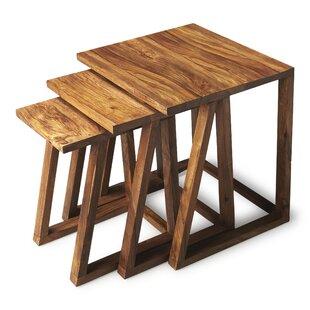 Bret 3 Piece Nesting Tables ByMistana