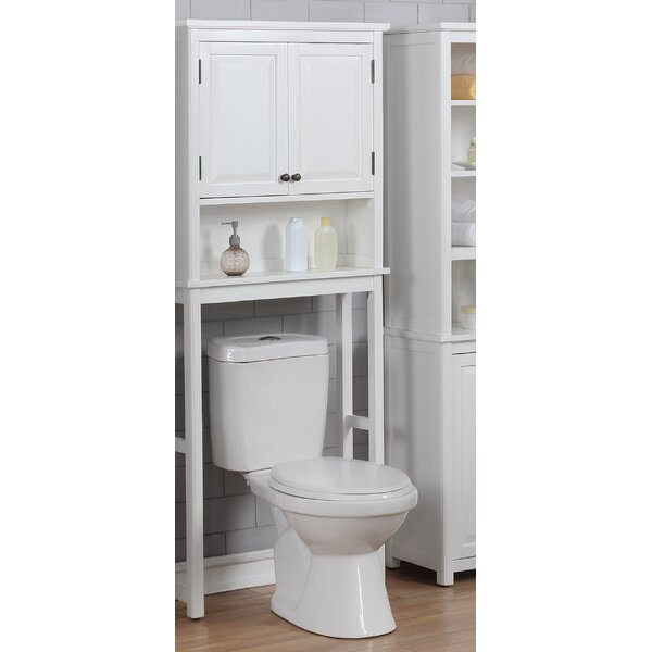 Carruthers 27 W x 66 H Over the Toilet Storage