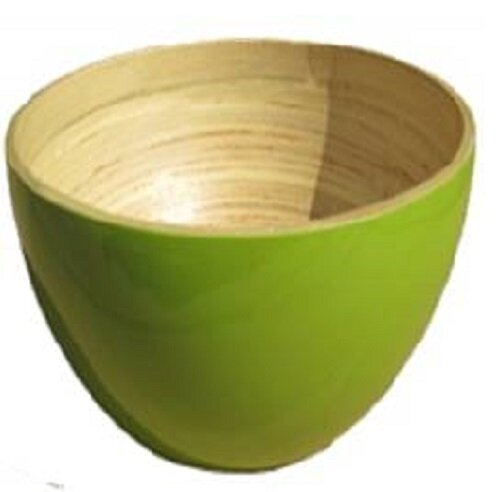 Round Bamboo Mixing Bowl by Mr. MJs