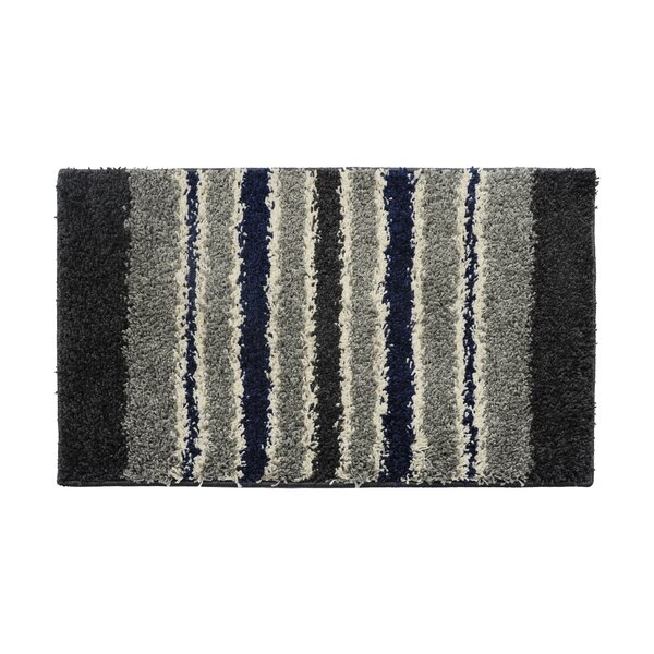 Black/Gray Area Rug by Attraction Design Home