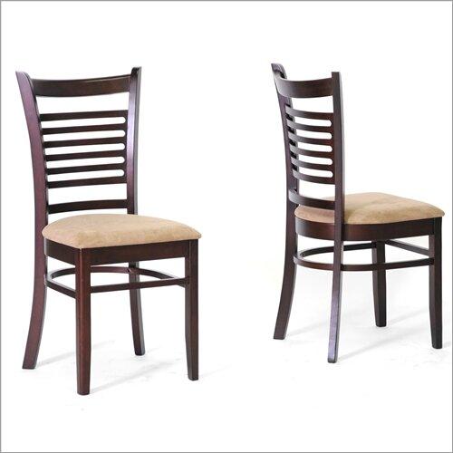 Carnegie Side Chair (Set of 2) by Red Barrel Studio
