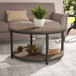 Dalton Gardens Coffee Table Laurel Foundry Modern Farmhouse