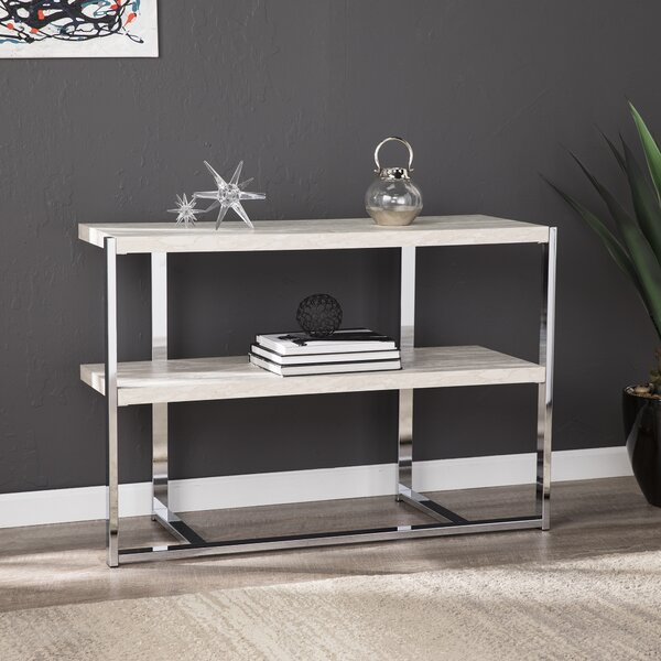 Merideth Console Table By Orren Ellis