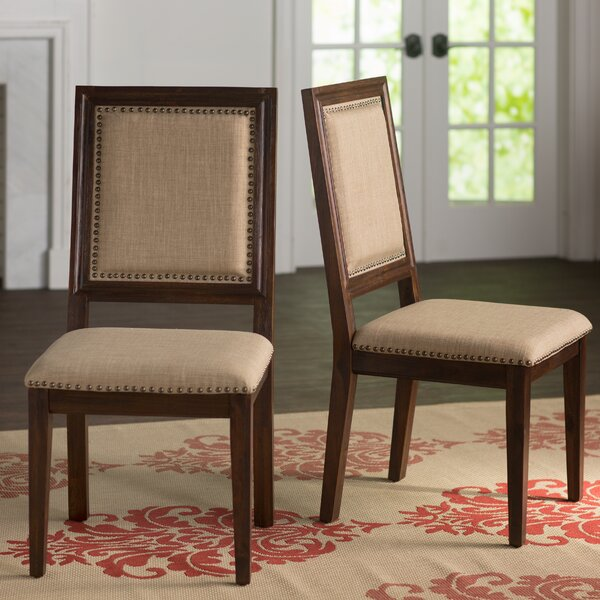 Duquette Side Chair (Set of 2) by Gracie Oaks