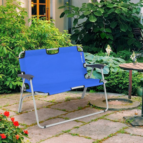3 Layer Floating Oasis Park Bench by Costway Costway
