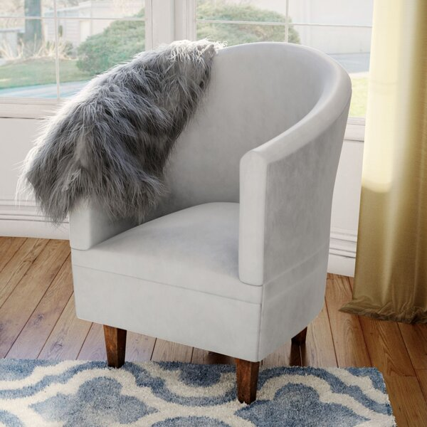 Diana Barrel Chair by Alcott Hill