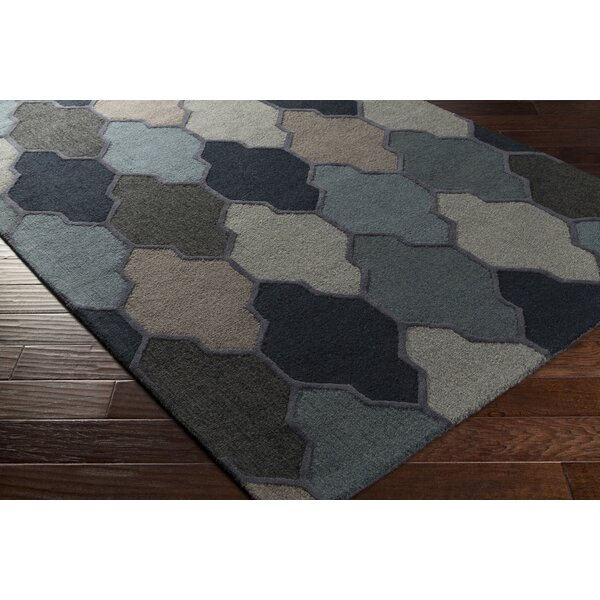 Galya Blue Area Rug by Willa Arlo Interiors