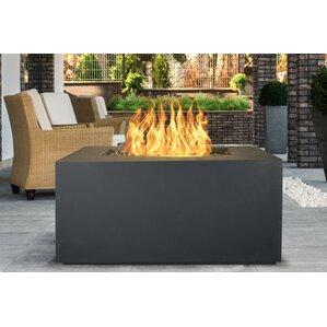 Pismo Concrete Propane/Natural Gas Fire Pit