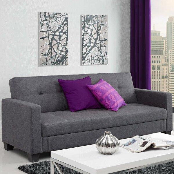 Leighton Convertible Sofa by DHP
