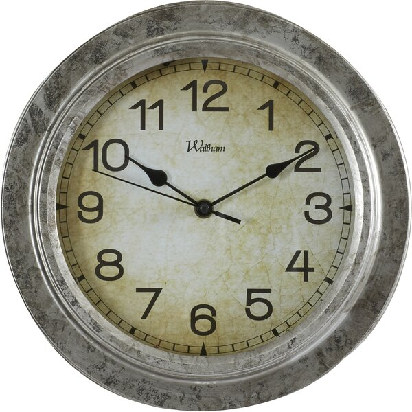 12%22+Analog+Wall+Clock trent austin design 12\