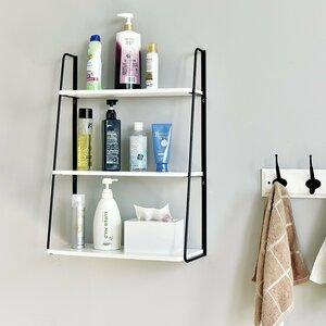 Ranjeet 3-Tier Display Wall Shelf