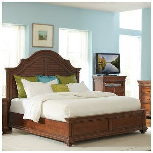 Leander Panel Configurable Bedroom Set by World Menagerie