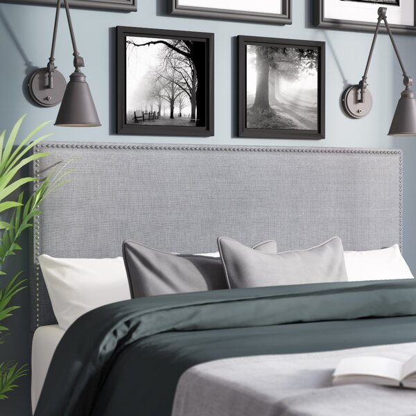 Mannion Upholstered Panel Headboard by Zipcode Design