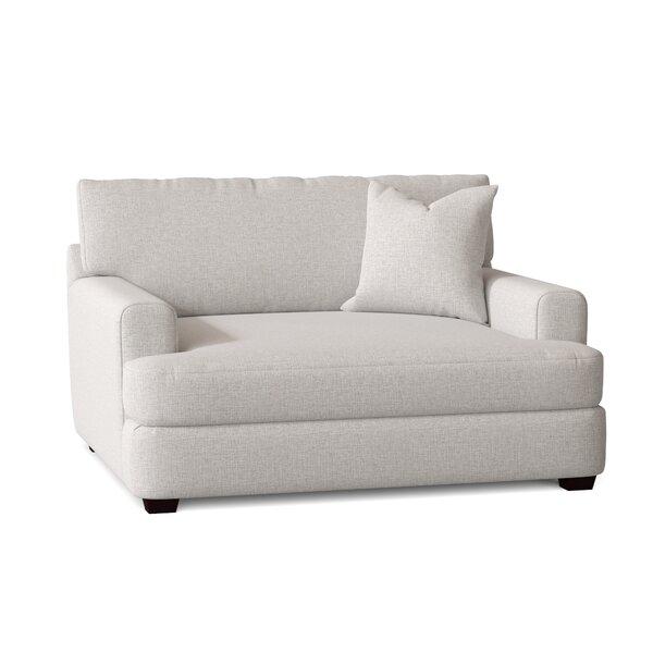 Elisa Convertible Chair by Wayfair Custom Upholstery Wayfair Custom Upholstery™