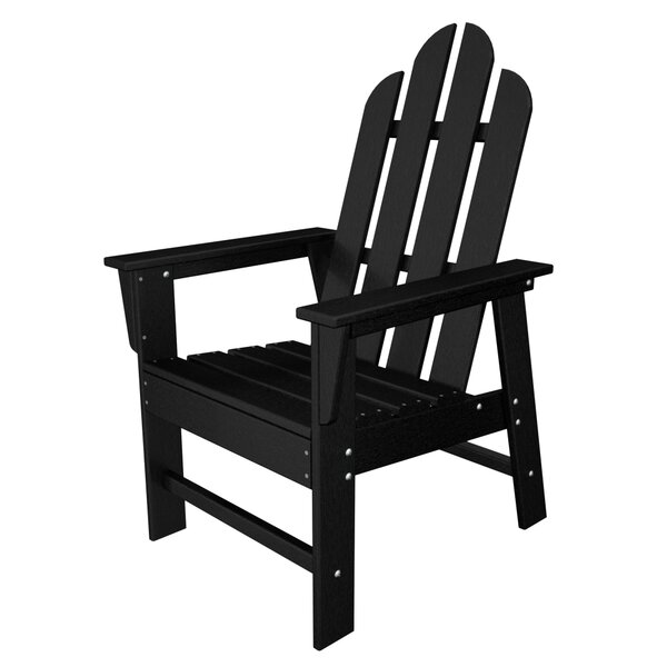 Long Island Plastic/Resin Adirondack Chair by POLYWOOD POLYWOOD®