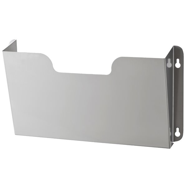 Letter Size Wall Pocket by Buddy Products