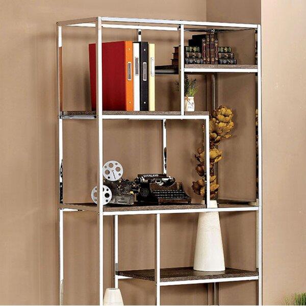 70.25 H x 38 W Elvira Contemporary Display Shelf by Benzara