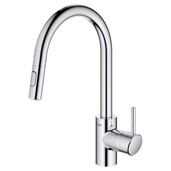 Concetto Single Handle Kitchen Faucet By GROHE