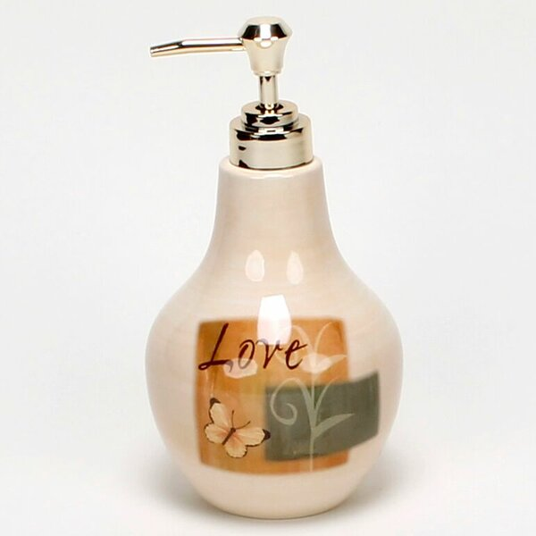 Calanna Lotion Dispenser by Red Barrel Studio