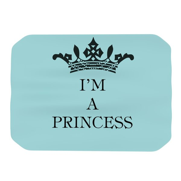 Im A Princess Placemat by KESS InHouse