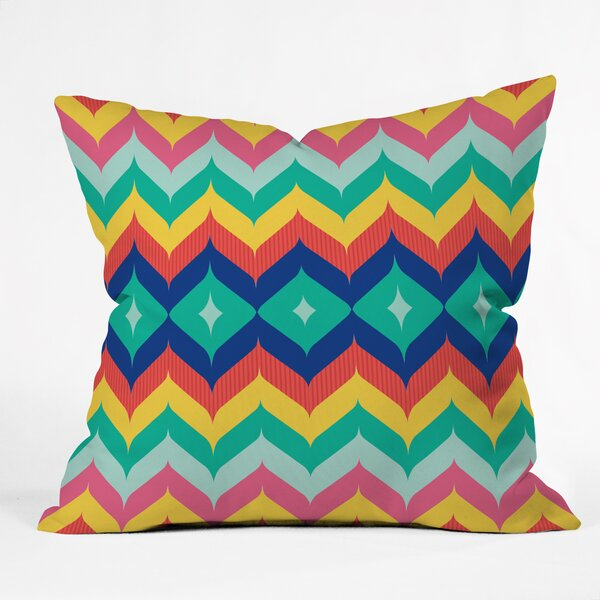 Juliana Curi Throw Pillow by Deny Designs