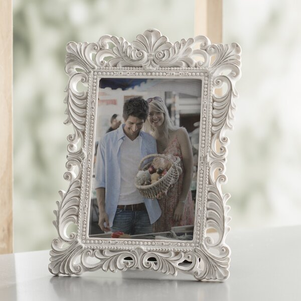 Polaris Antique Picture Frame by Lark Manor