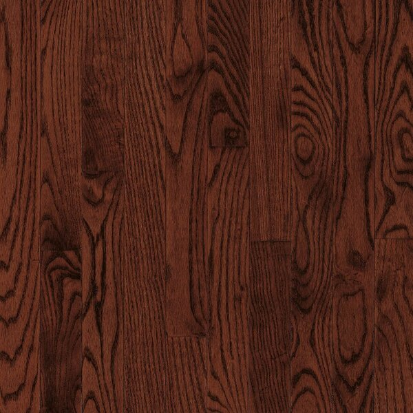 Westchester 2-1/4 Solid Oak Hardwood Flooring in Cherry by Bruce Flooring